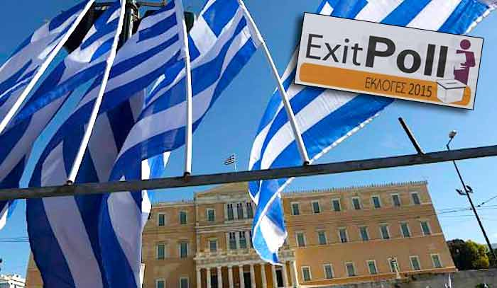 Greek Elections Final Exit Poll: Greeks Give SYRIZA a Clear Win Over New Democracy [Update]