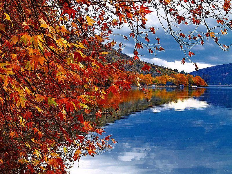 Mainland Greece Autumn