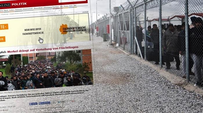 refugee reception center