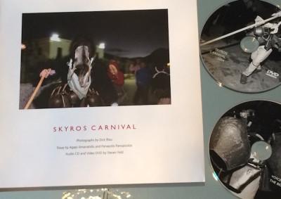 Skyros Carnival Book
