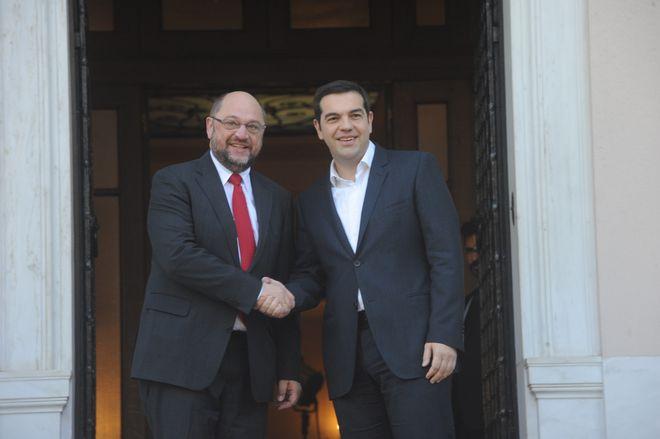 tsipras- schulz