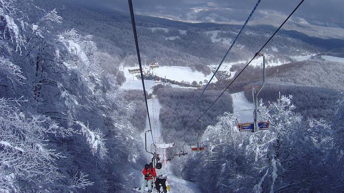 3-5 Pigadia Ski Resort