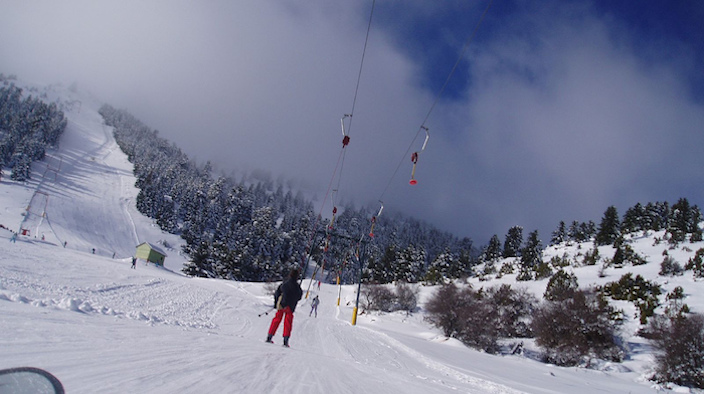 Mainalo Ski Resort