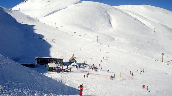 Velouxi Ski Resort