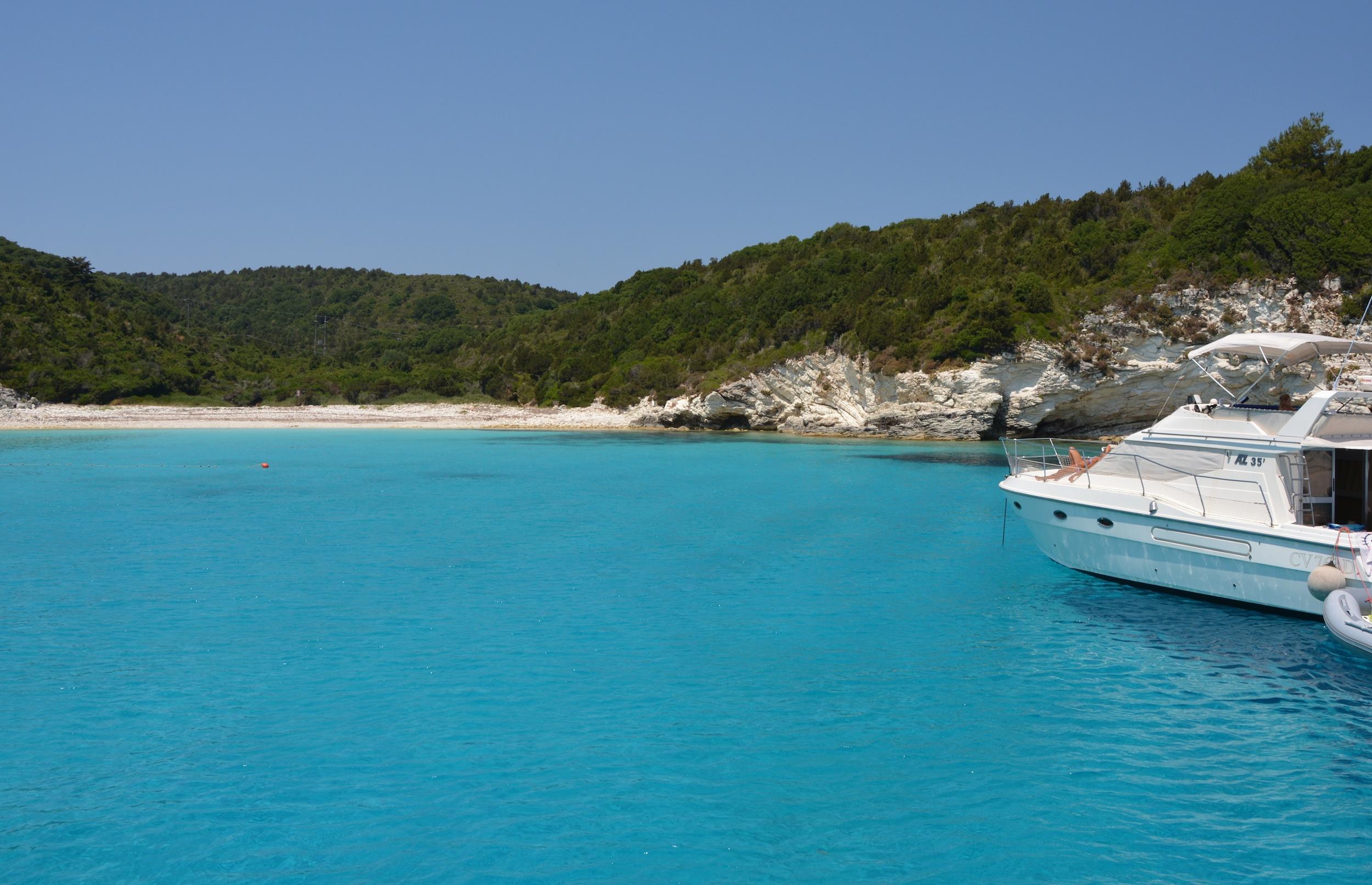 Island Antipaxos