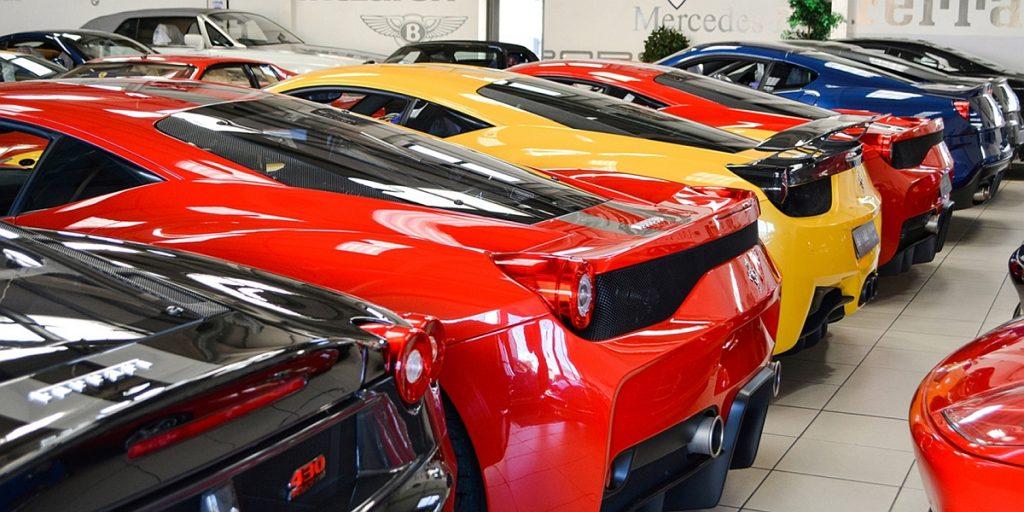 Ferrari_many