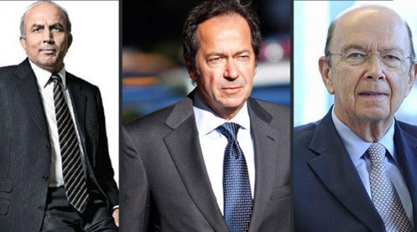 Top Investors in Greece
