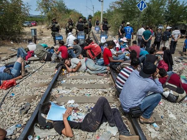 Afgan Refugees