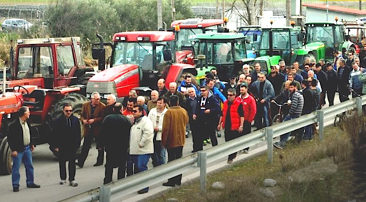 Farmers_Gathering in Athens