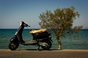 scooter greece