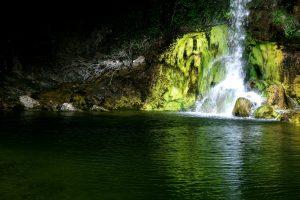 Drimona waterfalls