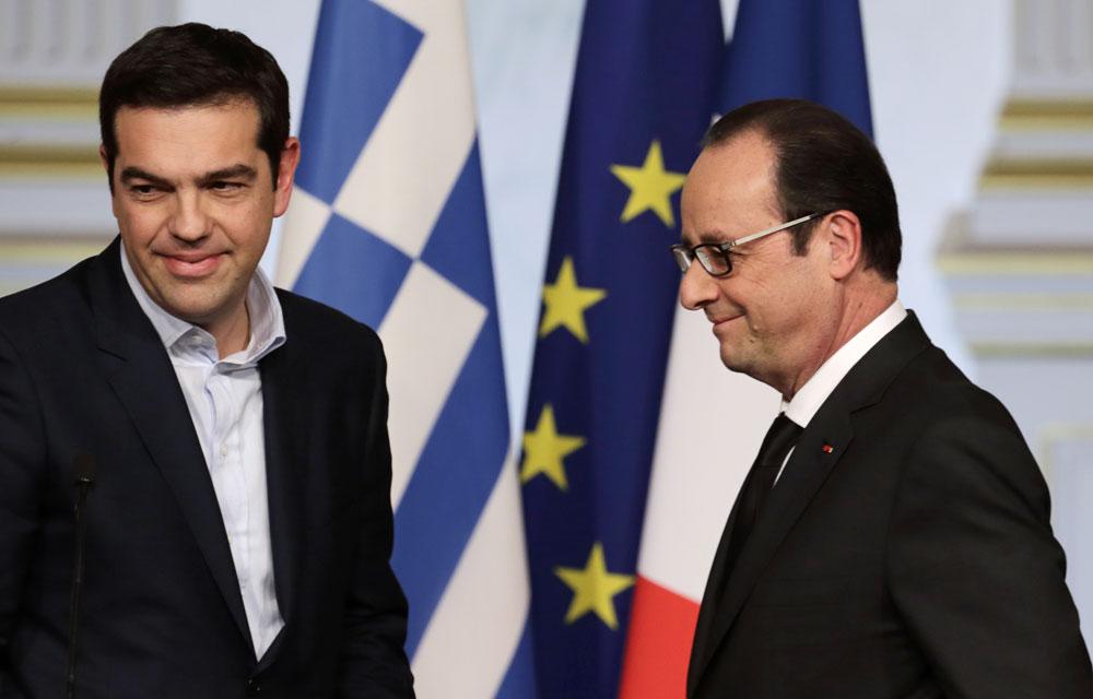 Hollande-Tsipras