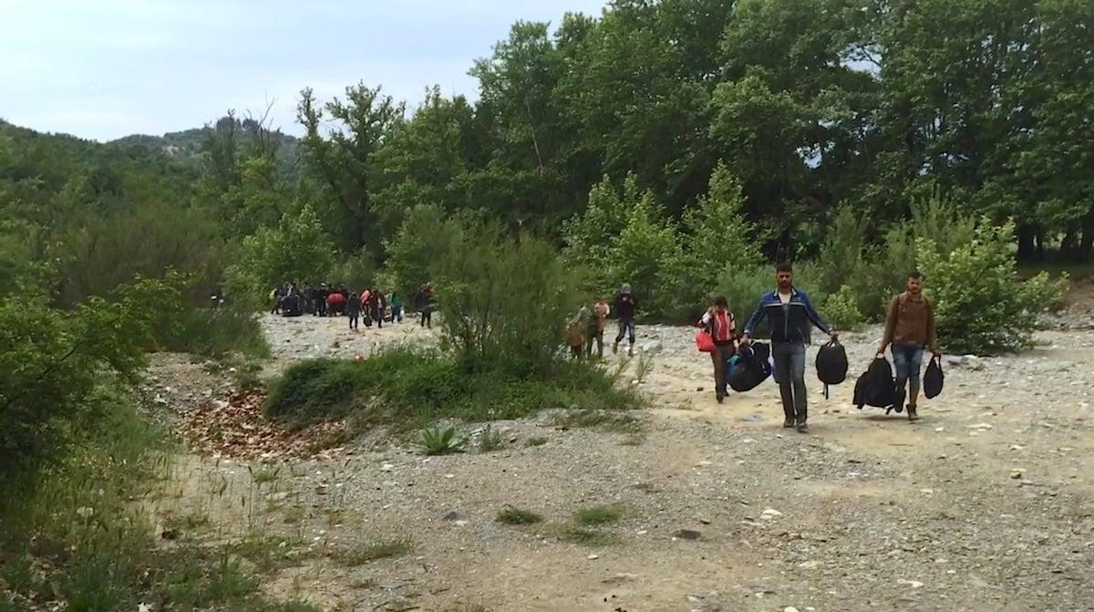 refugees_sent_back_Greece_FYROM_border