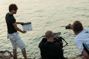 filming in greece