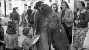 greek evacuees WW2