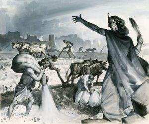 The final destruction of Carthage