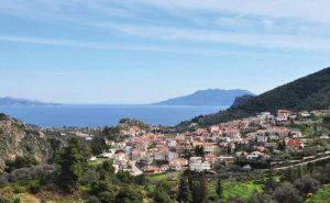 Nea-Epidavros village