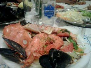 antonia fish restaurant kallithea
