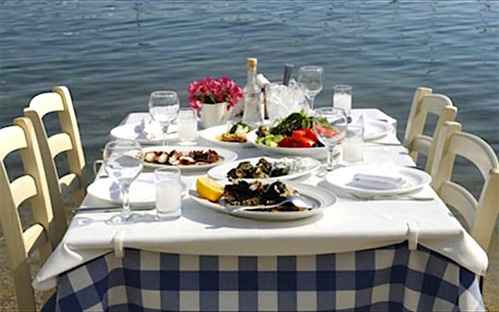 Seafood Around Athens