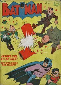 batman comics 1