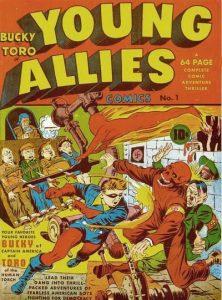 young allies comics 1