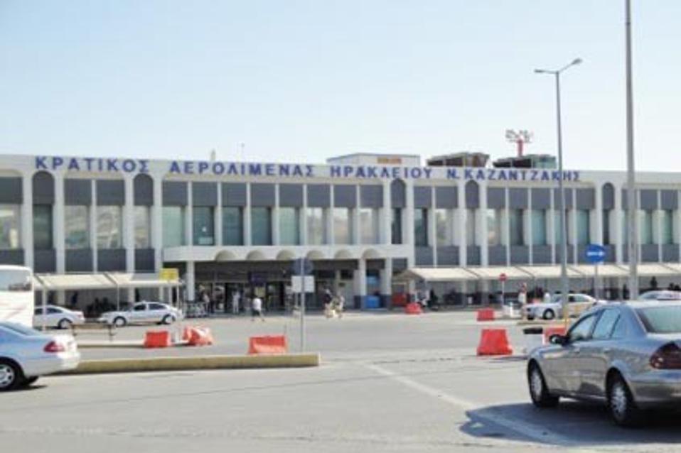 irakleio airport