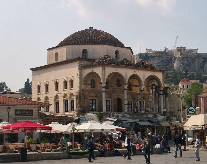 Monastiraki mosque