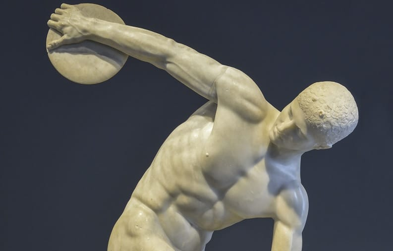 Doping ancient Greece Olympic Games