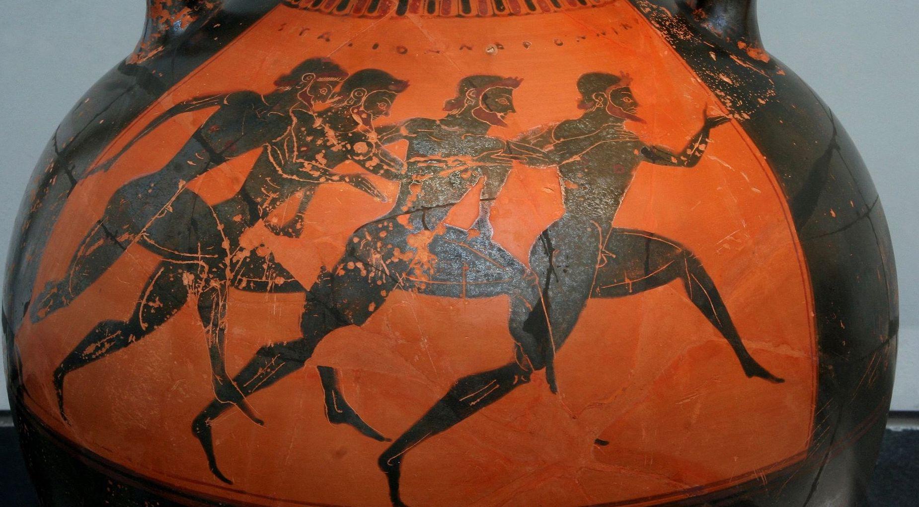 ancient olympics corruption