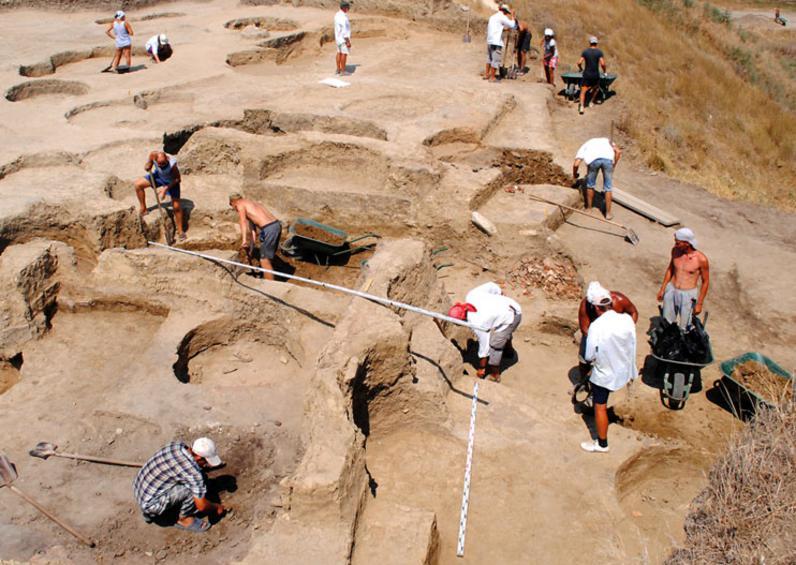 phanagoria-excavations