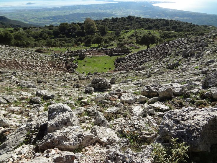 ancient theater of Cassope