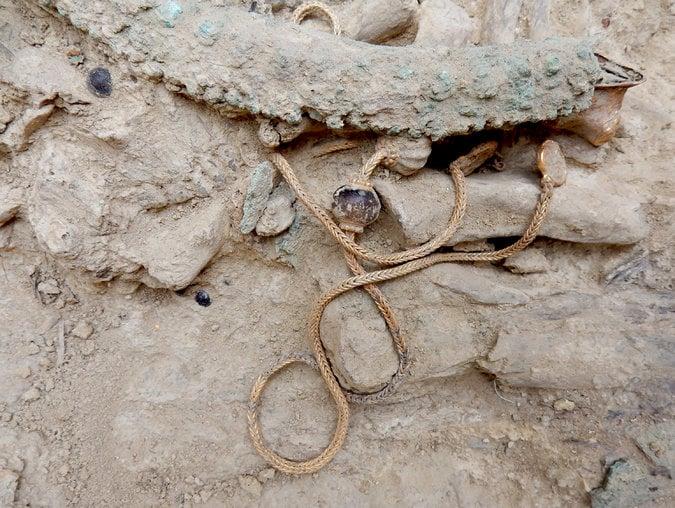 griffin grave