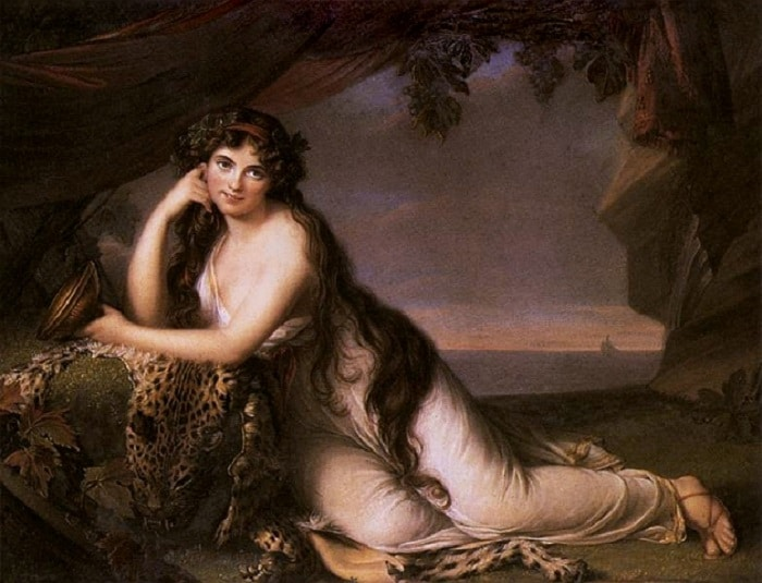 Lady Hamilton: The 18th-Century Beauty who Revived Ancient Greek Fashion