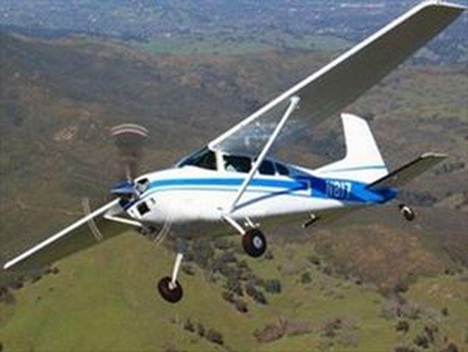 Cessna airplane