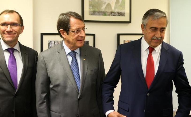 President Anastasia's Cyprus Talks
