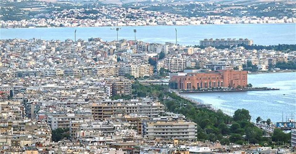 İzmir-Thessaloniki ferry