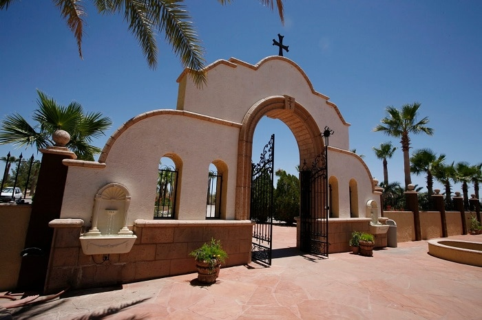 Desert Monks of Arizona Saint Anthony