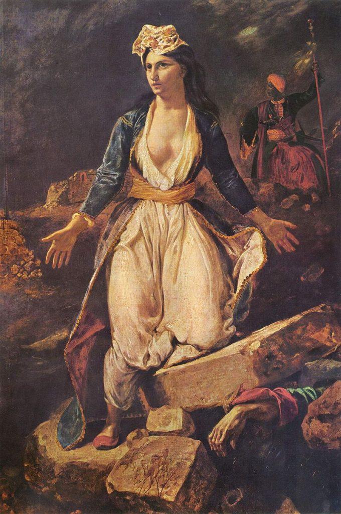 heroines greek war of independence