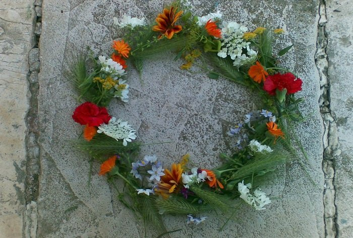 The May Day Wreath and Its Roots in Ancient Greece