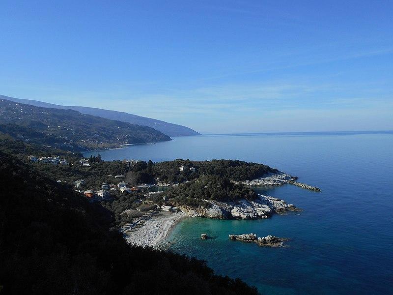Mount Pelion in greece Family Destination