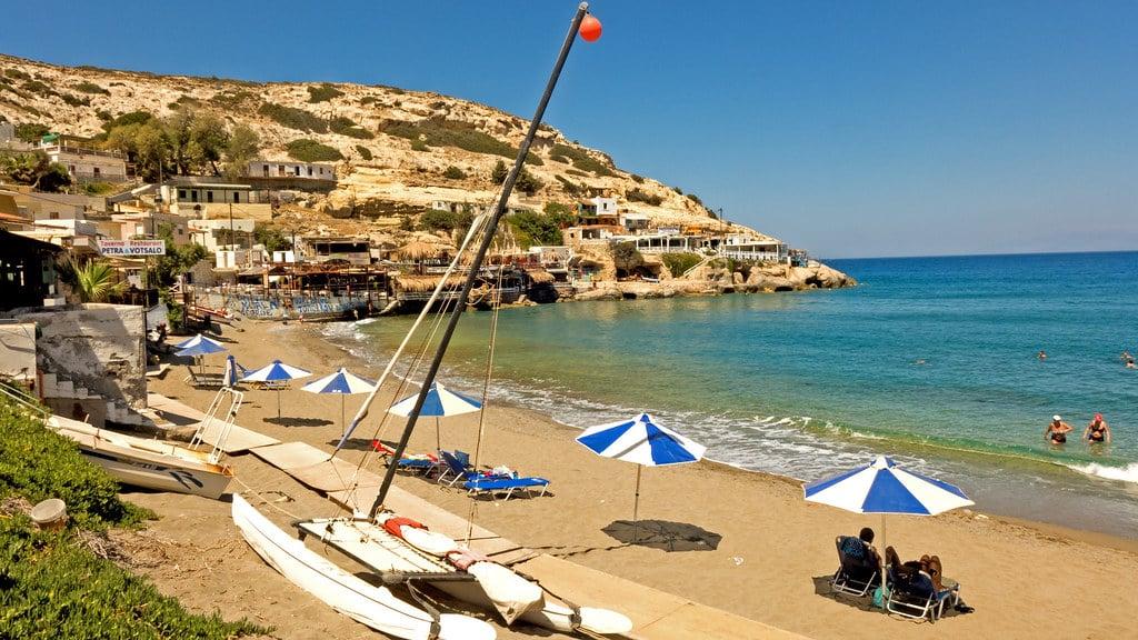 Matala Beach, Heraklion
