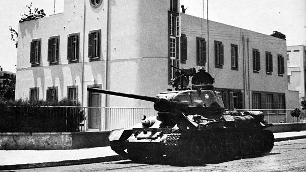 Coup Cyprus