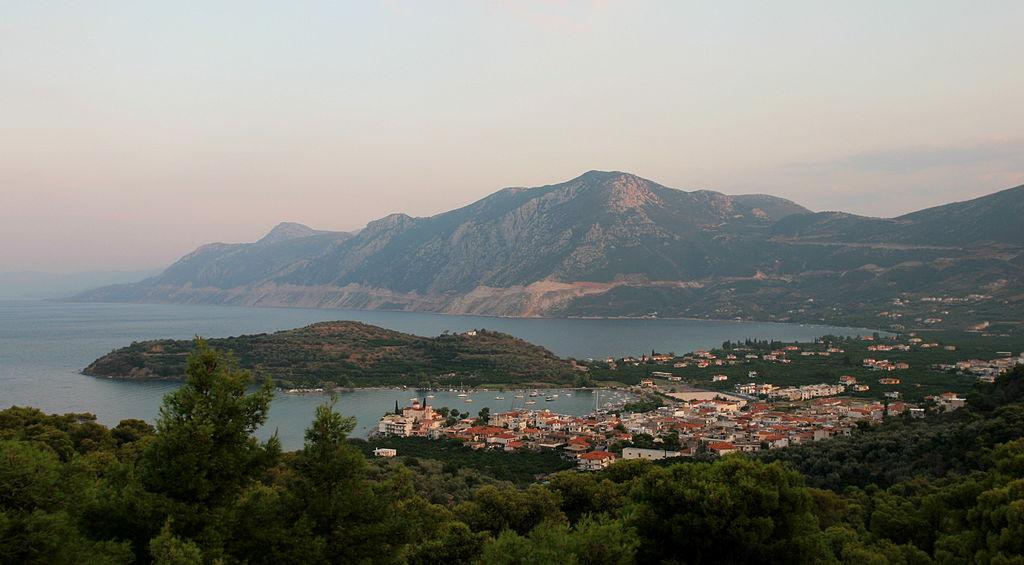 Epidavros Peloponnese