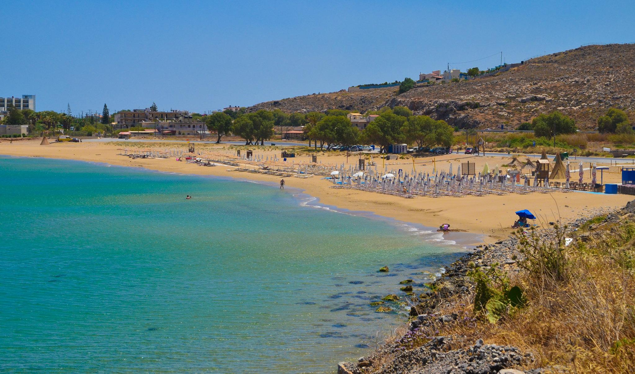 crete family vacation
