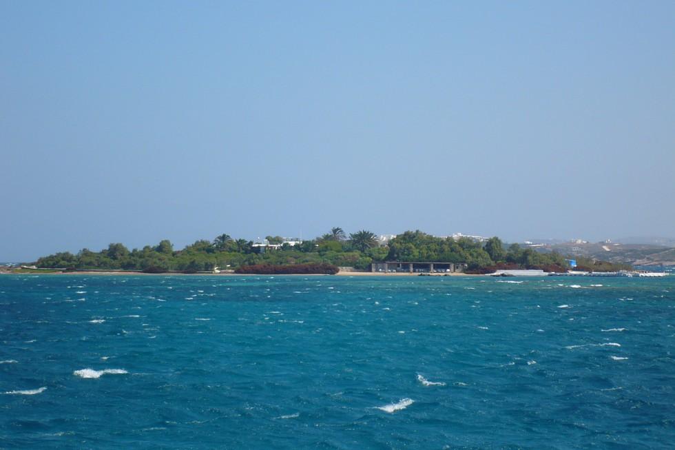 Ελληνικό αντιιδρωτικό νησί