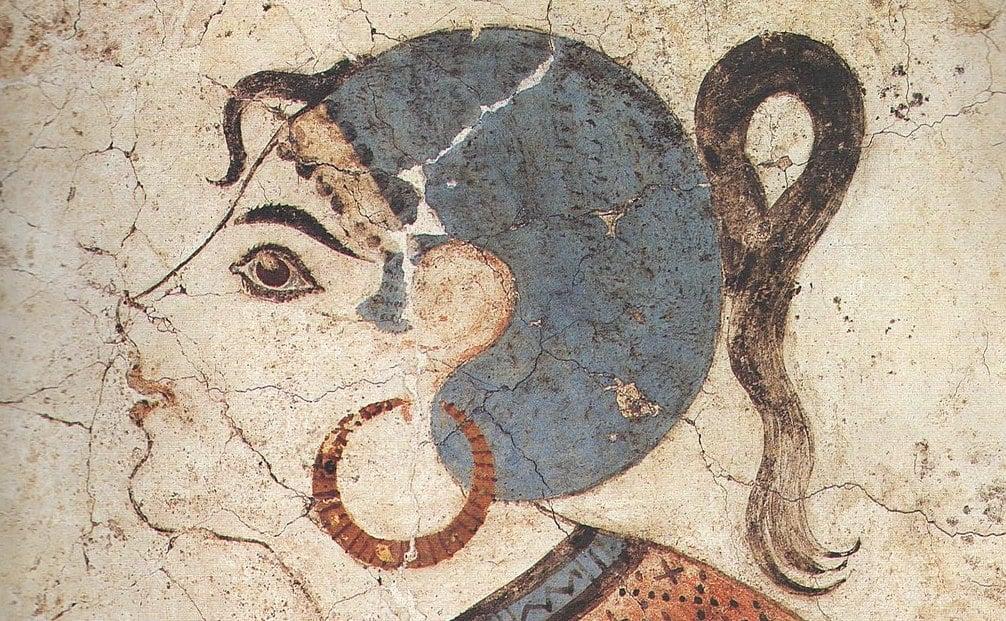 minoan mycenaean genetics genes