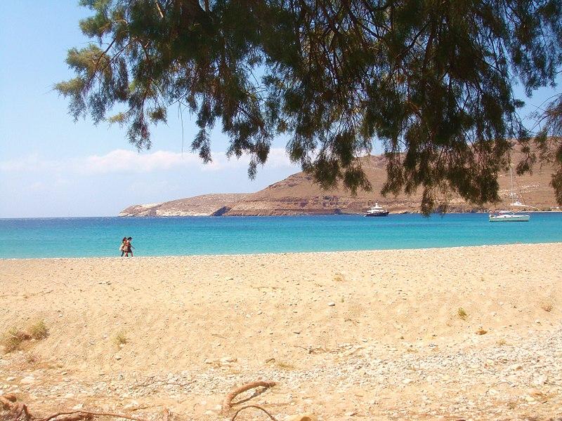 Serifos Greek Island