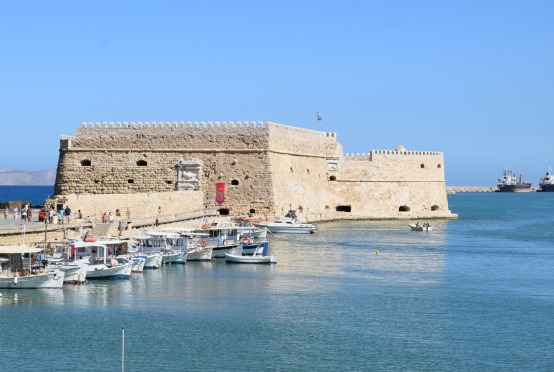 The capital of Crete, Heraklion, has recently surprised the travel community by being announced as Europe's fastest growing tourism destination for 2017. According to Euromonitor (photo Gabi Ancarola)
