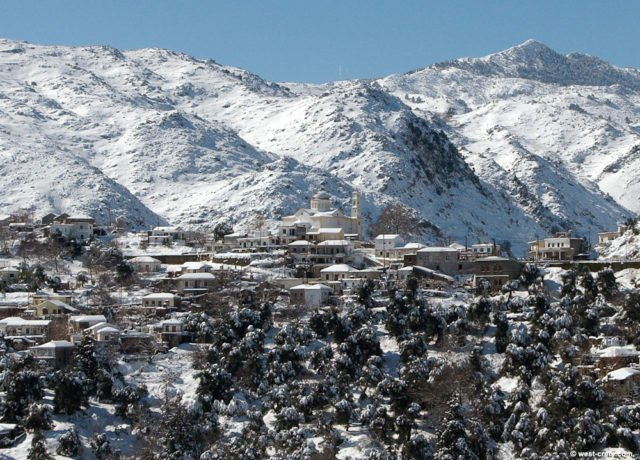 What about Crete for your winter holidays