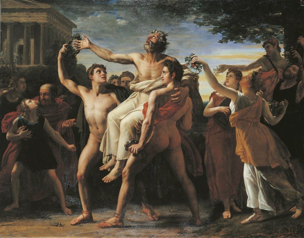 Boxing ancient Greece